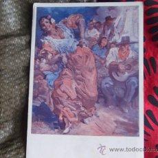 Postales: POSTALES-FLAMENCOS. Lote 29307672