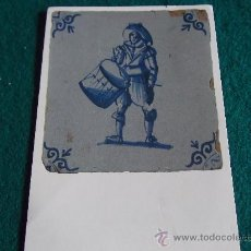 Postales: POSTALES-DUTCH TILES AND POTTERY-D2. Lote 29552954