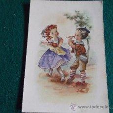 Postales: POSTALES-CHICOS-ESCRITA EN 1956-D2. Lote 29552974