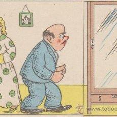 Postales: POSTAL COMICA EXTENSIBLE. ¡VER FOTO ADICIONAL!. Lote 29798495