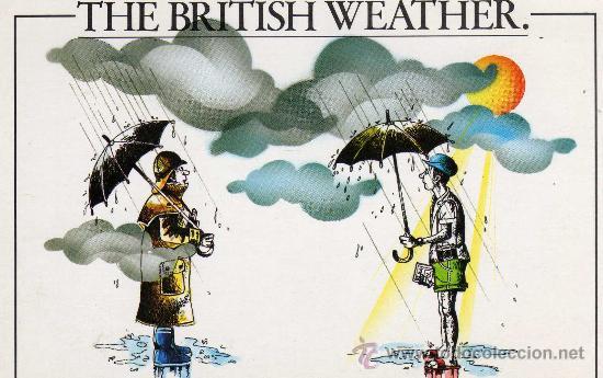 london invierno y verano dibujos y caricaturas  Comprar Postales