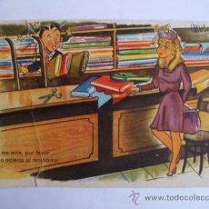 Postales: POSTAL; GRACIOSA, ESCRITA SIN SELLO, 1960. Lote 31030829