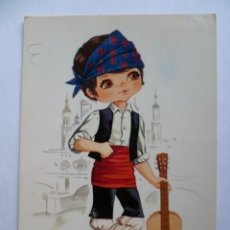 Postales: POSTAL; ROMANTICA, ESCRITA EN CASTELLANO SIN SELLO . Lote 31031032