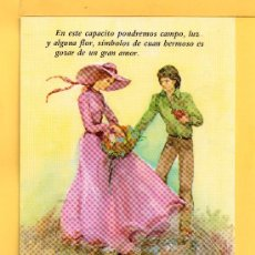 Postales: POSTAL DE DIBUJOS DE UNA PAREJA DIBUJO DE JOAN VERNET EDICION GYZ SUN CIRCULAR . Lote 31234486