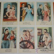 Postales: LOTE 10 POSTALES DIBUJOS Y CARICATURAS - CMB. SERIE 78 - ZSOLT. Lote 31684793