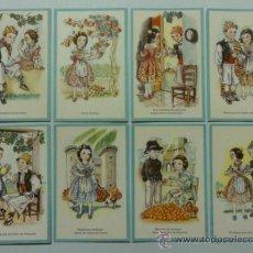 Postales: LOTE DE 8 POSTALES DE CARICATURA Y DIBUJOS - CMB. SERIE 94. Lote 31711748