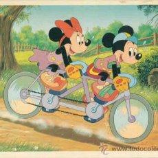 Cartes Postales: POSTAL DISNEY - DISNEYLAND - MINNIE Y MICKEY. Lote 31933225