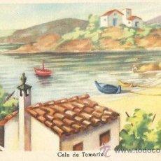 Postales: ** PH301 - POSTAL - CALA DE TAMARIU - SIN CIRCULAR. Lote 32026761