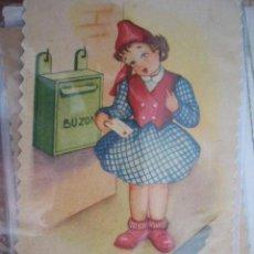 Postales: POSTAL ILUSTRADA. M.MONFORT. SERIE 4. Lote 32329740