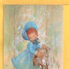 Cartes Postales: POSTAL DE DIBUJOS SIN CIRCULAR EDITADA C. Y .Z. DIBUJO BARO. Lote 32436780