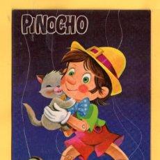 Postales: POSTAL DE DIBUJOS DE PINOCHO SIN CIRCULAR EDITADA C.Y.Z. DIBUJO J. JOAN. Lote 32483170