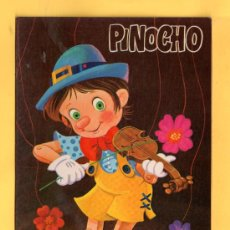 Postales: POSTAL DE DIBUJOS DE PINOCHO SIN CIRCULAR EDITADA C.Y.Z. DIBUJO J. JOAN. Lote 32483184