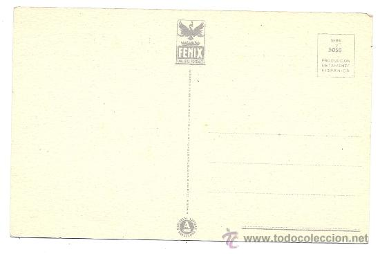 Postales: 1297B - EDICIONES FENIX - EDITORIAL ARTIGAS - SERIE 3050- ILUSTRA BOMBÓN - Foto 2 - 30928840