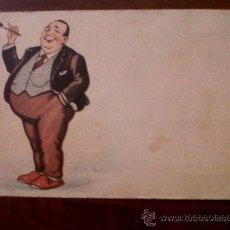 Postales: POSTAL DIBUJO W S B S 1084 ESCRITA 1923. Lote 33636420