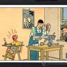 Cartoline: ILUSTRA *JOOST SWARTE* ED. MAISON D'ART PLAIZIER 1987. SERIE *DILEMMA* Nº 1. NUEVA.. Lote 34317167