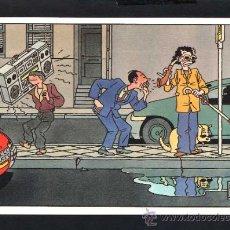 Cartoline: ILUSTRADOR *JOOST SWARTE* ED. MAISON D'ART PLAIZIER 1987. SERIE *DILEMMA* Nº 8. NUEVA.. Lote 34317254