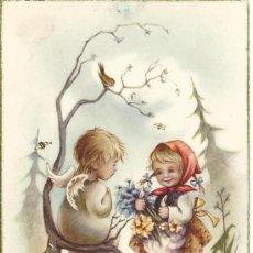 Postales: POSTAL EDICIONES CYZ 588/A Nº 1.-ILUSTRADOR NURIA BARO. Lote 34693199