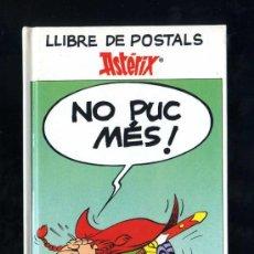 Postales: ILUSTRADOR *UDERZO* ED. TIMUN MAS. LOTE 3 LIBROS *ASTERIX* DE 16 POSTALES . NUEVAS.. Lote 34730693