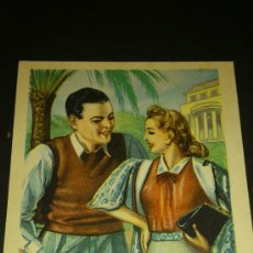 Postales: ANTIGUA POSTAL ROMANTICA DIBUJO ZSOLT SERIE 78. Lote 34936973