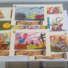 Postales: LOTE DE POSTALES EDICIONES PAULINAS ORIGINALES GAVIOLI. Lote 35068737