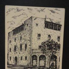 Postales: CERCLE CARTÒFIL DE CATALUNYA. SERIE A Nº 3. ORIGINAL DE LOZOYA.. Lote 35339652