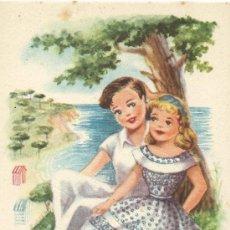 Postales: POSTAL EDITORIAL ARTIGAS.-MELODIAS SELECTAS SERIE 176. Lote 35842310
