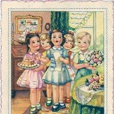 Postales: 0958E - IKON - EDICIONES DEL ARTE - EDITORIAL ARTIGAS - SERIE 33 - DATA 1942 - ILUSTRA GIRONA. Lote 36002351