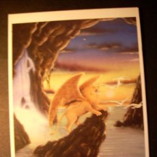 Postales: 2701 DIBUJO PICTURE DE FANTASIA DISEÑO GRAFICO ILUSTRACION POSTCARD AÑOS 90 - TENGO MAS POSTALES. Lote 36219273