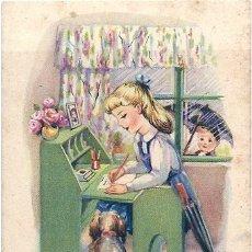 Postales: 2078A - IKON - EDICIONES DEL ARTE - EDITORIAL ARTIGAS - SERIE 36- DATA 1942 -ILUSTRA GIRONA. Lote 36850040