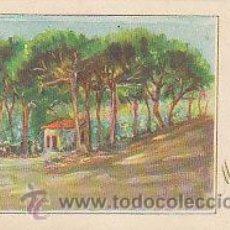 Postales: PAISAJE, ESCRITA EN 1945. Lote 36907747