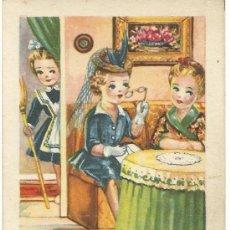 Cartes Postales: POSTAL EDITORIAL ARTIGAS / FENIX .- SERIE 3063.-ILUSTRADOR GIRONA. Lote 37070771