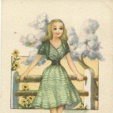 Postales: POSTAL EDITORIAL ARTIGAS/IKON.-SERIE 180.-MELODIAS SELECTAS. Lote 37075961