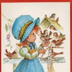 Postales: POSTAL INFANTIL - DIBUJANTE BARÓ - ED. C Y Z - COLORAMA - SIN CIRCULAR - . Lote 37552441