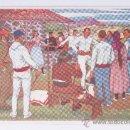 Postales: POSTAL EN COLOR DE GENTE EN EL CAMPO. Lote 37725900