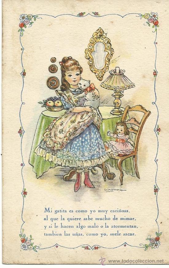 POSTAL EDITORIAL ARTIGAS.-SERIE 62.-ILUSTRA GIRONA (Postales - Dibujos y Caricaturas)