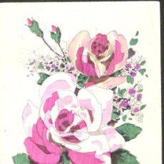 Postales: POSTAL * ROSAS * AÑO 1946. Lote 38733160