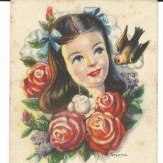 Postales: POSTAL EDITORIAL ARTIGAS / IKON SERIE 49.- ILUSTRA GIRONA. Lote 39116917