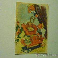 Postales: POSTAL HUMOR .-DIBUJO MUNTAÑOLA .-ESCRITA. Lote 39162084