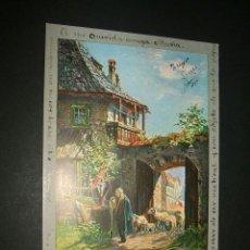 Postales: POSTAL 1903 ILUSTRADA HOMBRE EN HUMILLADERO. Lote 39169146
