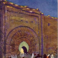 Postales: MARRAKESH - MARRUECOS - A. GATEWAY - TUCK'S POST CARD. Lote 39475364