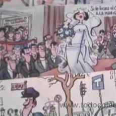Postales: LOTE DE 13 POSTALES DIBUJOS HUMORÍSTICOS DE MINGOTE,10 DE MINGOTE Y 3 DE ARIAS.. Lote 39555540