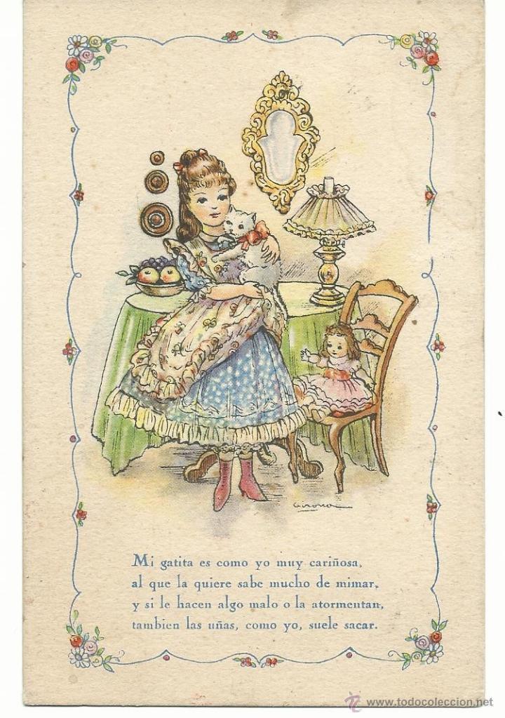 POSTAL EDITORIAL ARTIGAS .-SERIE 62 .- ILUSTRA GIRONA (Postales - Dibujos y Caricaturas)