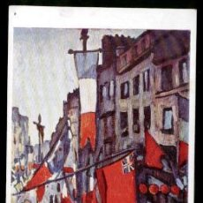 Postales: A. MARQUET. THE 14TH. OF JULY 1906 AT LE HAVRE - PRIVATE COLLECTION PARIS.. Lote 40451862