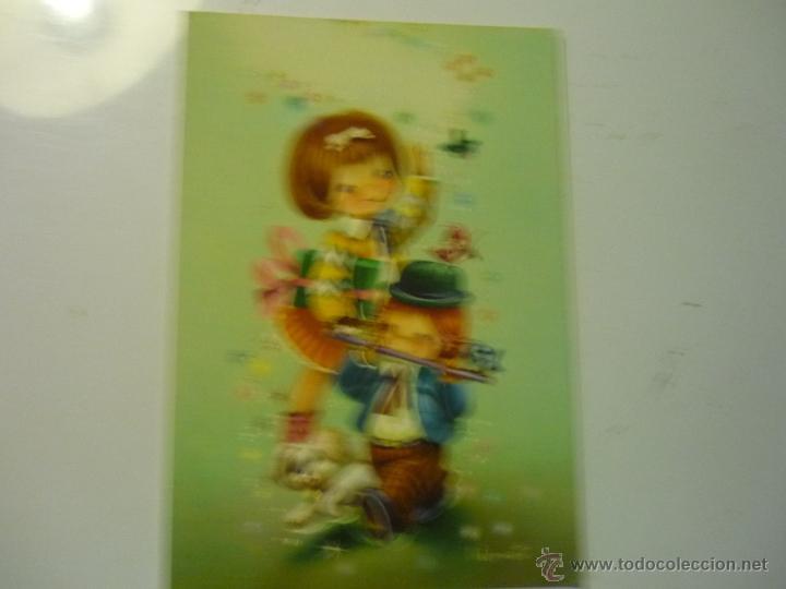POSTAL DIBUJO J.VERNET --ESCRITA (Postales - Dibujos y Caricaturas)