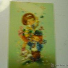Postales: POSTAL DIBUJO J.VERNET --ESCRITA. Lote 40807789