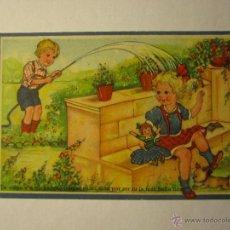 Postales: POSTAL BENISI AÑOS 40 SERIE 103/2. Lote 40879302