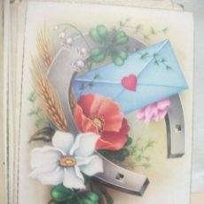Postales: ANTIGUA POSTAL DIBUJO. AÑO 1955. Lote 41193934