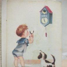 Postales: ANTIGUA POSTAL DIBUJO. AÑO 1955. Lote 41193941