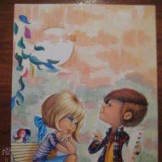 Postales: POSTAL ILUSTRADA LORIA - CYZ Nº 6634 - CIRCULADA. Lote 41616448