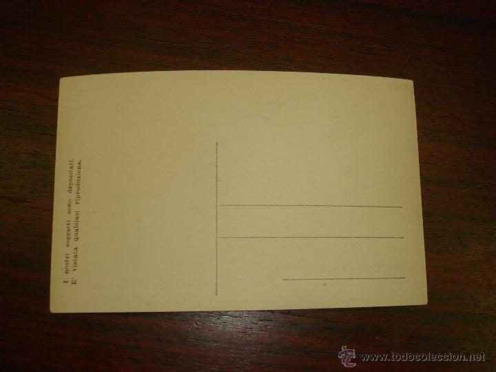 Postales: ANTIGUA POSTAL D. M. 525. IMPARA A NON FARE IL FORTE COI PICCOLI… SIN CIRCULAR. - Foto 3 - 42248988